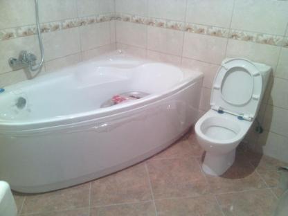 Ванна под ключ