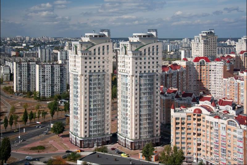 Строительство жилого дома прт Героев Сталинграда